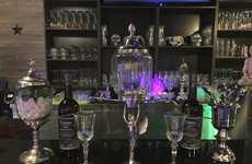 Witchcraft-Inspired Bars - The Hocus Pocus Witchery & Lounge Offers Magical Drinks and Experiences