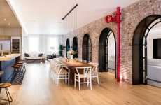 Arched Apartment Designs