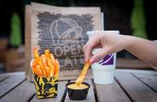 Mexican Spice Nacho Fries - Taco Bell is Introducing New Nacho Fries with a Bold Seasoning