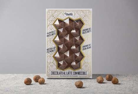Mountainous Chocolate Bars