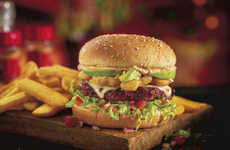 Ancient Grain Burger Patties - Red Robin Launched a Gourmet Veggie Burger with a Whole Grain Bun