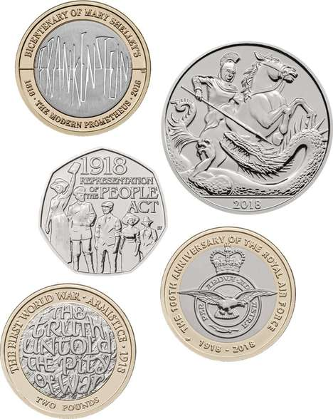 Culture-Celebrating Coins