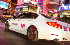 Complimentary Autonomous Vehicle Rides - Lyft is Partnering with nuTonomy to Give Free Rides at CES