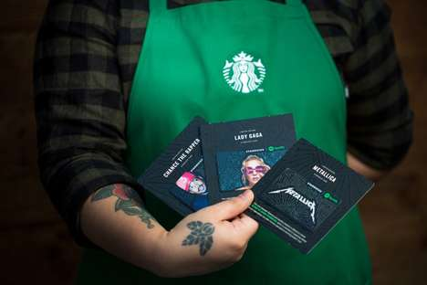 Charitable Coffee Gift Cards