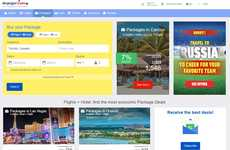 Online Travel Agencies - 'Despegar' is the Latin American Equivalent of Expedia