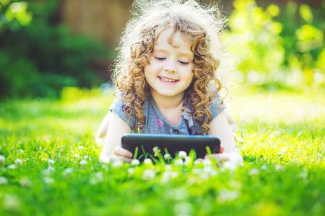 Interactive Child-Focused Tablets - The 'Squaggle' Educational Tablet Offers Kid-Friendly Games