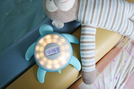Juvenile Sleep Companion Clocks