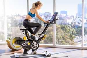 Digital Workout Class Bikes