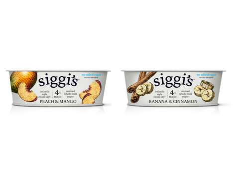 Premium Reduced Sugar Yogurts