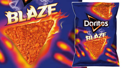 Spice-Intensifying Snack Chips