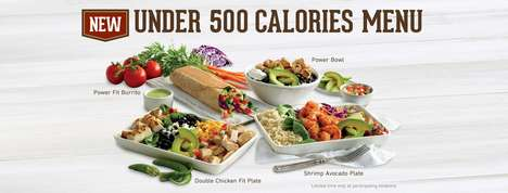 Low-Calorie Mexican Entrees - El Pollo Loco Expands Its 'Under 500 Calories' Menu with New Dishes