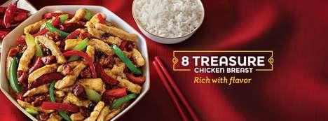 Celebratory Stir-Fry Dishes
