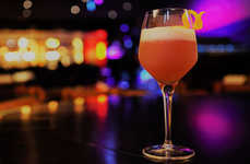 Herbal Low-Booze Cocktails - The Ghost of Cape Aperitif is a Low-ABV Drink at a Texas Music Venue