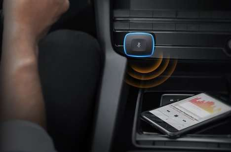 Voice Assistant Car Accessories - The Anker 'Roav Viva' Brings Amazon Alexa to Your Vehicle