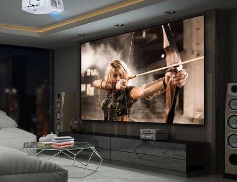 Low-Cost 4K Projectors