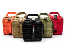 Tactical First Aid Kits - The My Medic 'MyFAK' is Designed to be Rugged and Functional