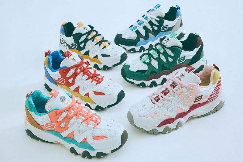 Anime Sneaker Collaborations