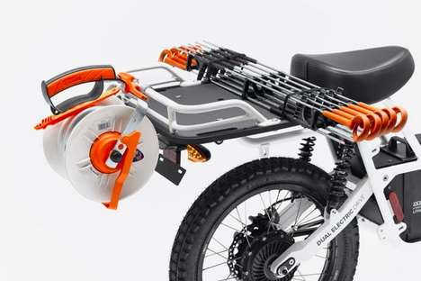 Road-Ready Electric Bikes - UBCO Electric Bikes are Now Legal to Drive in the USA