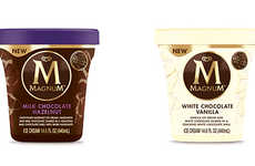 Sensory Ice Cream Pints - The New Magnum Tubs Need to be Cracked Prior to Opening