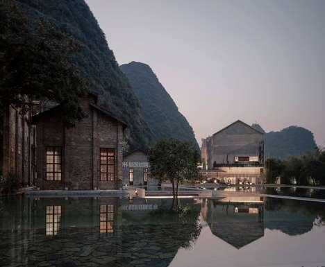Repurposed Mill Hostels