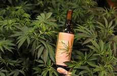 Cannabis-Infused Wines - This Rebel Coast Sauvignon Blanc Has Four Milligrams of THC Per Serving