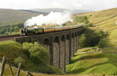 Luxury Steam Engine Tours