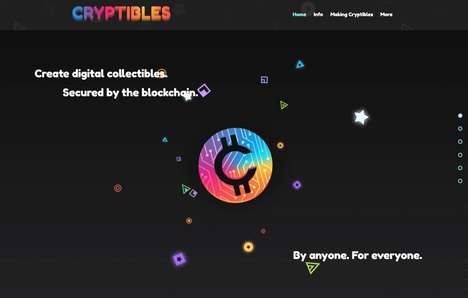 Encrypted Digital Collectibles