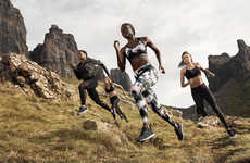 "Eco-Friendly Sportswear Lines - H&M's ""In It For The Long Run"" Was Made from Recycled Materials"