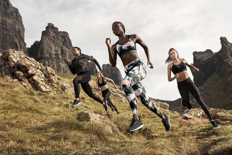 Eco-Friendly Sportswear Lines