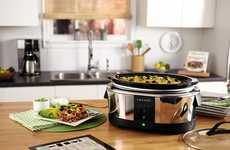 Internet-Enabled Slow Cookers - The Crock-Pot Smart Slow Cooker is WeMo-Enabled