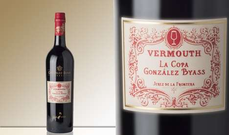 Sherry-Based Vermouths - Vermouth La Copa by Gonzales Byass Offers Depth to Classic Cocktails