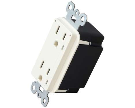 Hardwired Smart Outlets