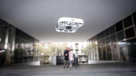 Second Generation Selfie Drones