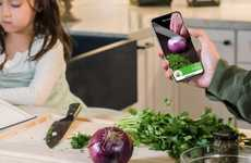 Voice-Assisted Cooking Apps