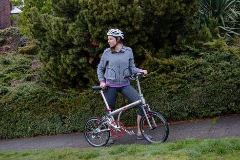 Urban Folding Bikes