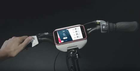 Smart Bike Security Systems