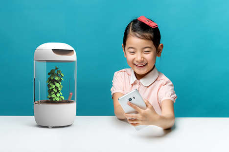 Interactive Kids Composting Units - The 'Fytó' Teaches Food Waste Awareness for Young Ones