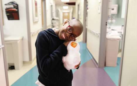 Robotic Cancer Companion Ducks - My Special Aflac Duck is Helping Children Cope with Cancer