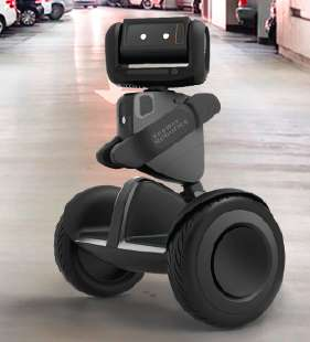 Segway Patrol Robots - Turing Introduces Segway Robots That Allow for Passengers