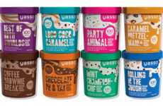 Frozen Greek Yogurt Pints - Yasso is Launching Indulgent, Nutritious Frozen Greek Yogurt Products