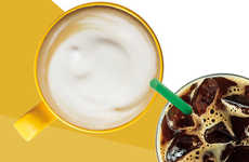 Subtly Sweet Espresso Drinks - The Starbucks Blonde Espresso will be Available at All Locations