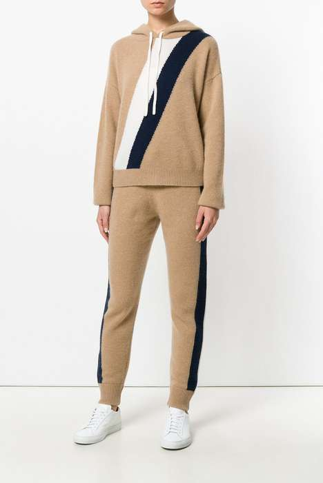 Luxe Cashmere Tracksuits
