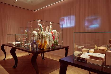 Interactive Fashion House Museums - The Gucci Garden is Exhibiting in Florence, Italy