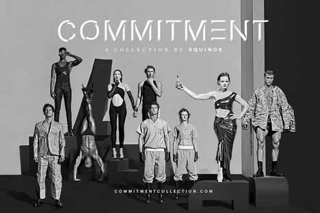 Commitment-Embodying Product Lines - Equinox Fitness Designed 7 Unconventional Luxury Items