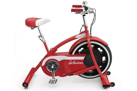 Beach Cruiser Exercise Bikes