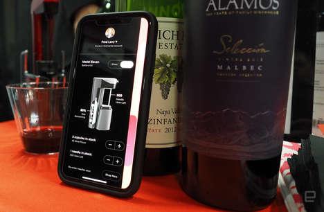 Intelligent Wine Openers