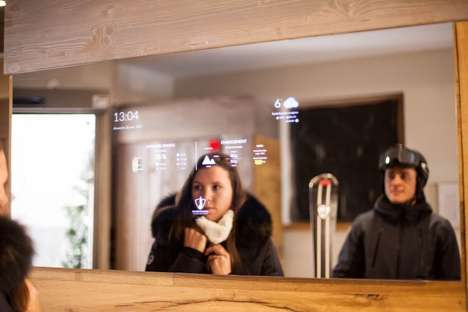 Customizable Smart Mirrors