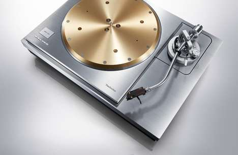 Noise-Reducing Turntable Systems - These Turntables Feature Industry-Leading Sound Filtering