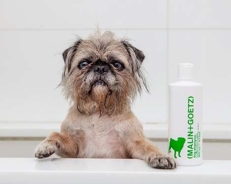 Luxe Botanical Dog Shampoos - This Dog Shampoo by Malin+Goetz Contains Hydrating Amino Acids