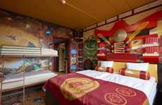 Whimsical Theme Park Accommodations - Legoland Japan Will Feature a Themed Family-Friendly Hotel